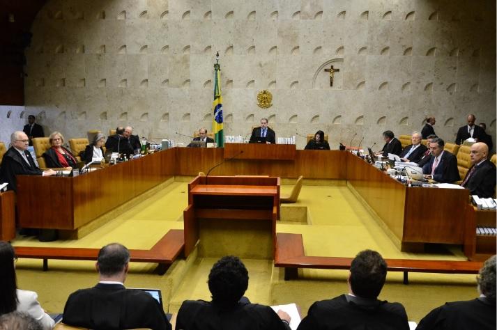 Plenário do STF define tese sobre compartilhamento de dados financeiros sem autorização judicial