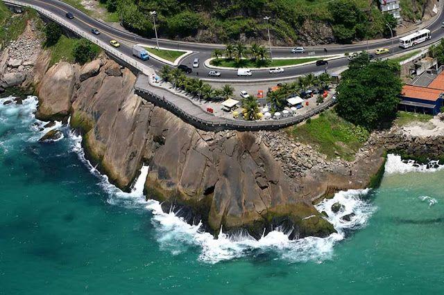 Presidente do STJ indefere novo pedido de interdição da Avenida Niemeyer, no Rio