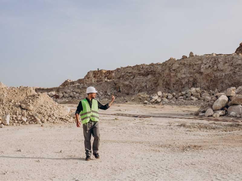 Auxiliar que Usava Explosivo para Descobrir Jazidas de Gás e Petróleo Receberá Adicional de Periculosidade