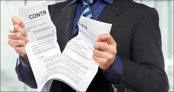 STJ mantém dano material em rompimento unilateral de contrato
