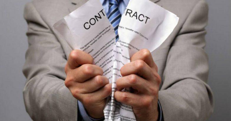 TJSP mantém rescisão de contrato de aluguel por inadimplemento