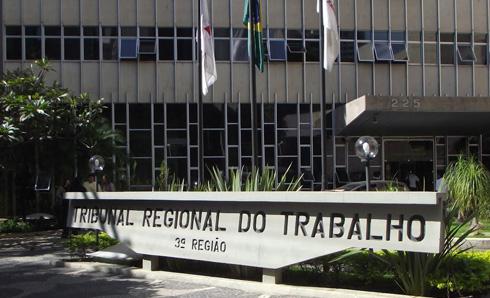 TRT3 assenta validade de autos de infração lavrados por fiscal