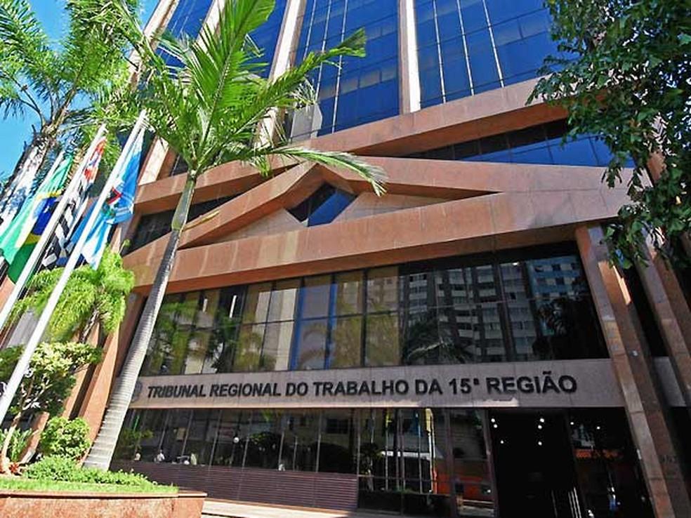 TRT15 afasta responsabilidade solidária e exclui empresa da lide