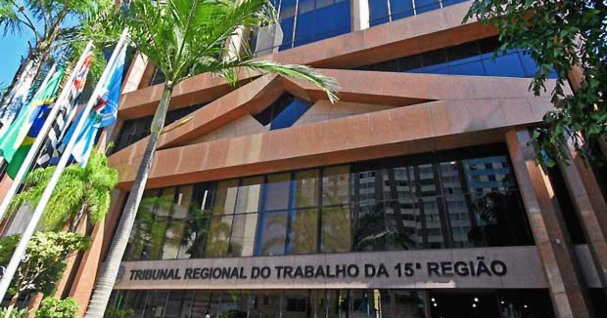 TRT15 decreta nulidade de perícia ambiental por suspeição