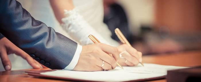 casamento e a união estável