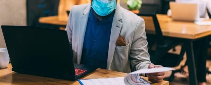 Pandemia e rotina de trabalho